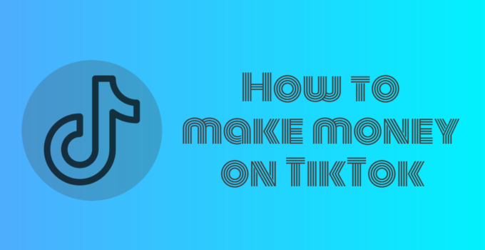 make moeny on tiktok